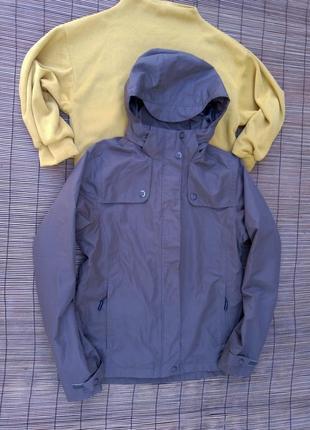 Термо курточка/ хаки