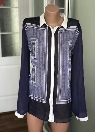 Невероятно стильная рубашка блузка dorothy perkins
