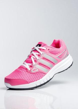 Яркие кроссовки сеточка для бега кардио активного отдыха adidas galactic elite w /р 36,5