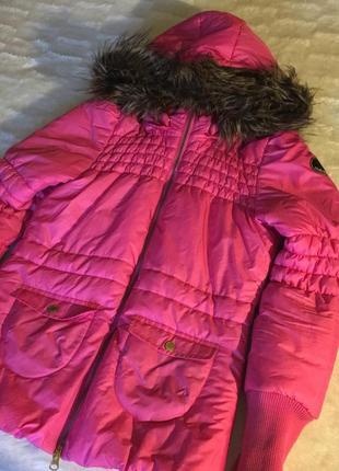Зимняя куртка adidas