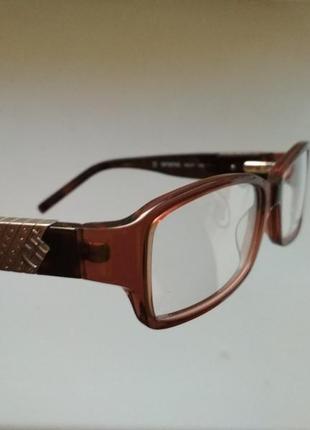 Фирменная оправа под линзы, очки женские оригинал италия gianfranco ferre gf36703