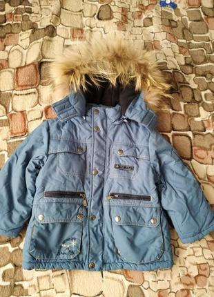Продам комплект, куртку и комбинезон.