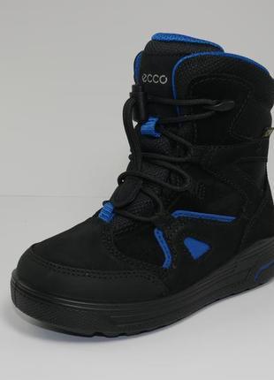 Ботинки зимние для мальчика ecco urban snowboarder