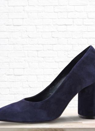 Женские туфли 8th синие