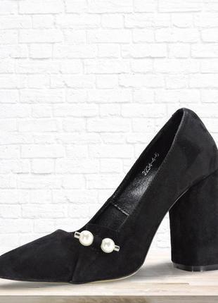Женские туфли arrow на каблуке. 2 цвета.
