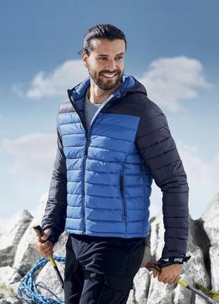 Мужская куртка демисезонная crivit германия р. l деми курточка