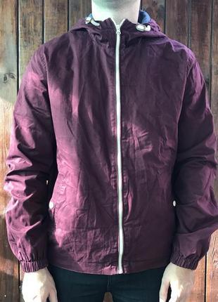 Мужская котоновая куртка cedarwood state