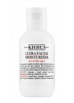 Увлажняющий флюид для лица  ultra facial moisturizer, 30 мл