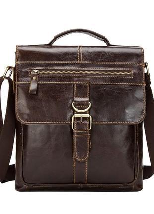 Маленькая, стильная мужская сумка