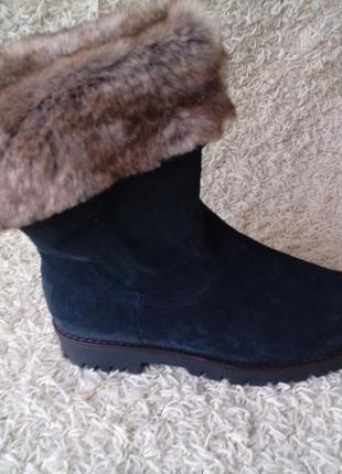 Зимові модні черевики