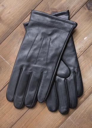 Мужские кожаные сенсорные 932 перчатки. все размеры