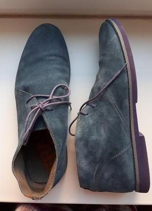 Frank wright чоловічі туфлі, кеди/ мужские кожа ботинки, туфли