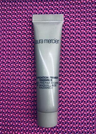 Laura mercier подсвечивающий праймер foundation primer - radiance база под макияж