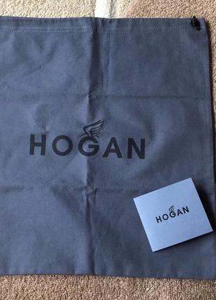 Новый пыльник/мешок hogan с документами оригинал