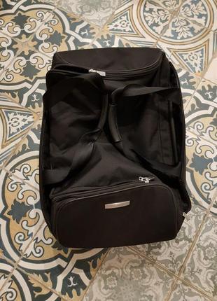 Крутого бренда компактная сумка на колесиках porsche design