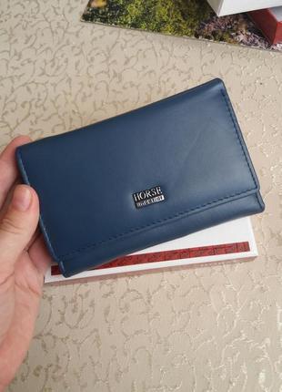 Женский кожаный кошелек. шкіряний жіночий гаманець из натуральной кожи
