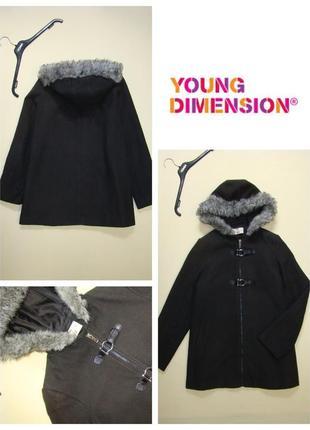 Демисезонная куртка пальто парка yd by primark 10-13 лет 152 см