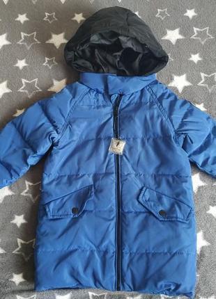 Куртка, курточка, плащ, пальто, пуховик reserved для хлопчика