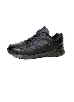 Кроссовки женские, черные, модные, пенка, легкие, для бега.
