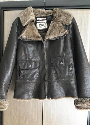 Дубленка / куртка женская