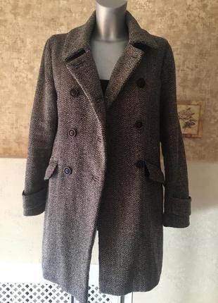 Пальто бойфренд warehouse