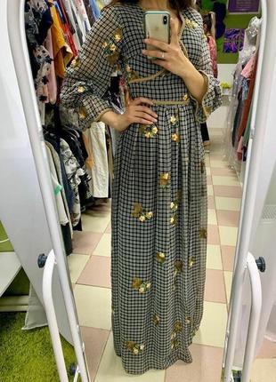 """Платье в стиле """"прованс"""""""