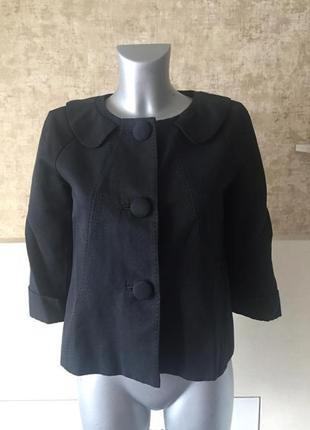 Пиджак блейзер 3/4 рукав h&m