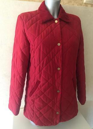 Куртка пиджак стёганная marks&spencer