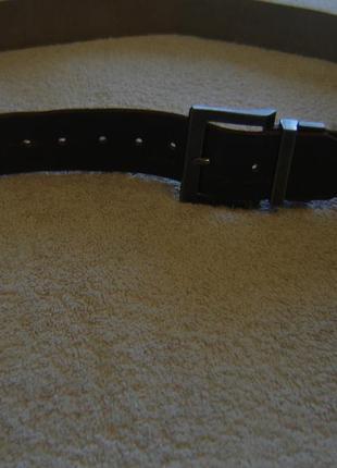Ремень кожаный billabong длиной 112 см