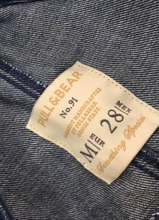 %%% всього 2 дні до 23.09 джинсовий комбінезон кюлоти7 фото