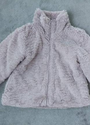 Шубка куртка на 3-4 р