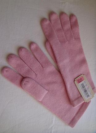 Перчатки женские кашемир из сша