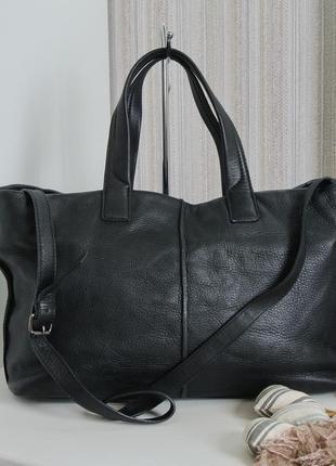 Крутая сумка by-bar, амстердам, натуральная кожа