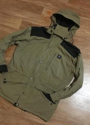 Крутейшая курточка (ветровка, мембрана) от haglofs climatic teflon