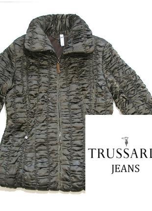 Trussardi  оригинал  женская  куртка