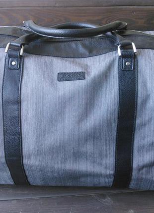 Дорожная сумка на колесах emanuel ungaro (70л)