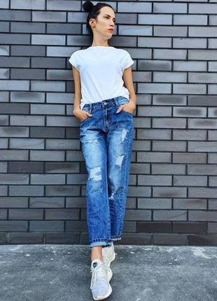 Женские джинсы water jeans (италия) размер м