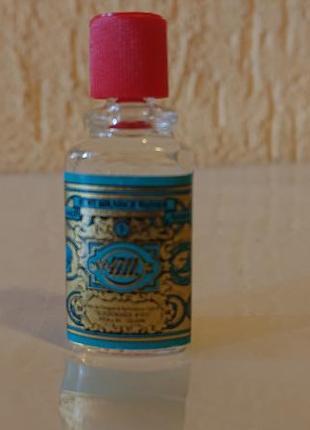 Kolnisch wasser  4711  6 винтажных  миниатюр духи юнисекс
