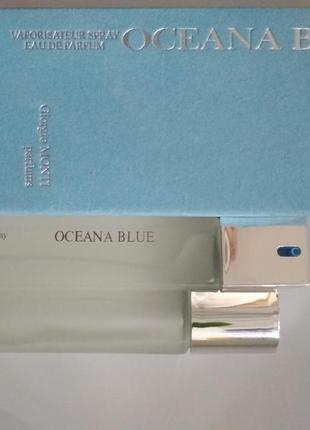 Лёгкая, свежая туалетная вода оceana blue