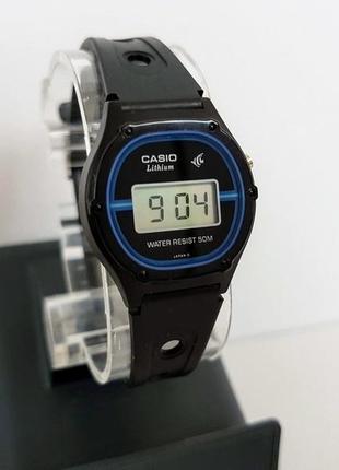 Редкие винтажные часы casio lw-7 lithium, идеал. япония.
