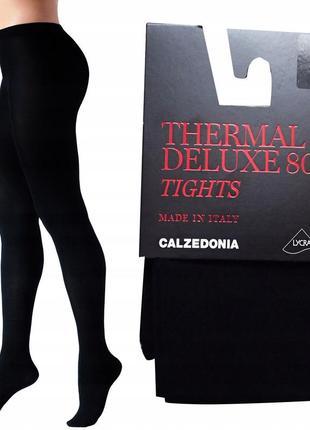 Calzedonia термал колготки 80den  100den