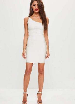 Платье бандажное missguided