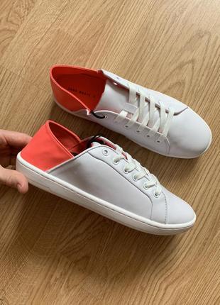 Новые кроссовки кеды zara