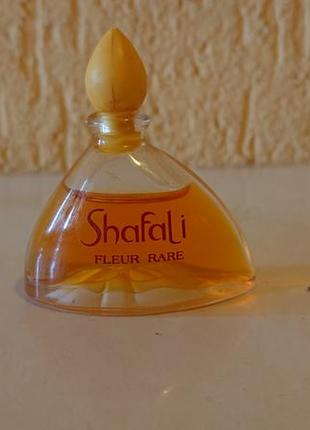 Shafali fltur rare. духи миниатюра. 7,5 мл. франция. ив роше.