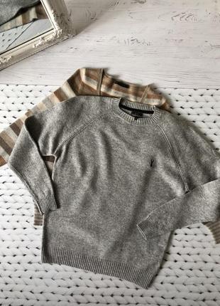 Шерстяной свитер next