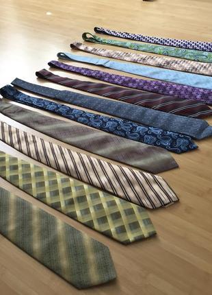 Акция! набор галстуков