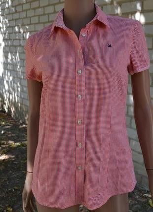 Женская блуза голландской фирмы gaastra kevon. размер s, пошив в индии.