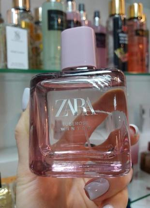 Zara tuberose winter / туалетная вода / духи / парфюм / оригінальні парфуми !!
