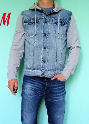 Джинсовка куртка пиджак divided by h & m