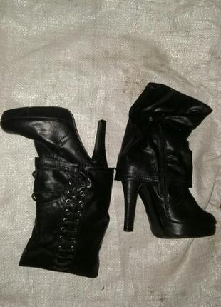 Ботинки два размера в наличии